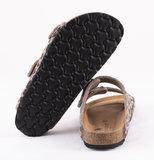 Shepherd slipper Cassandra Leopard_