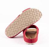 Shepherd slipper Carolina Bright Red_