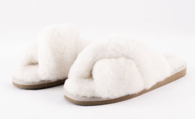 Shepherd slipper Lovisa Crème