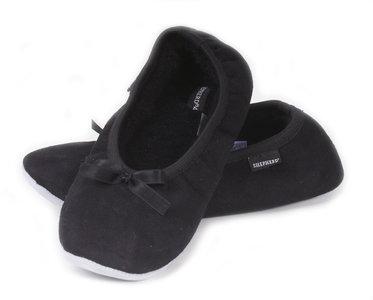 Shepherd pantoffels Saga Black
